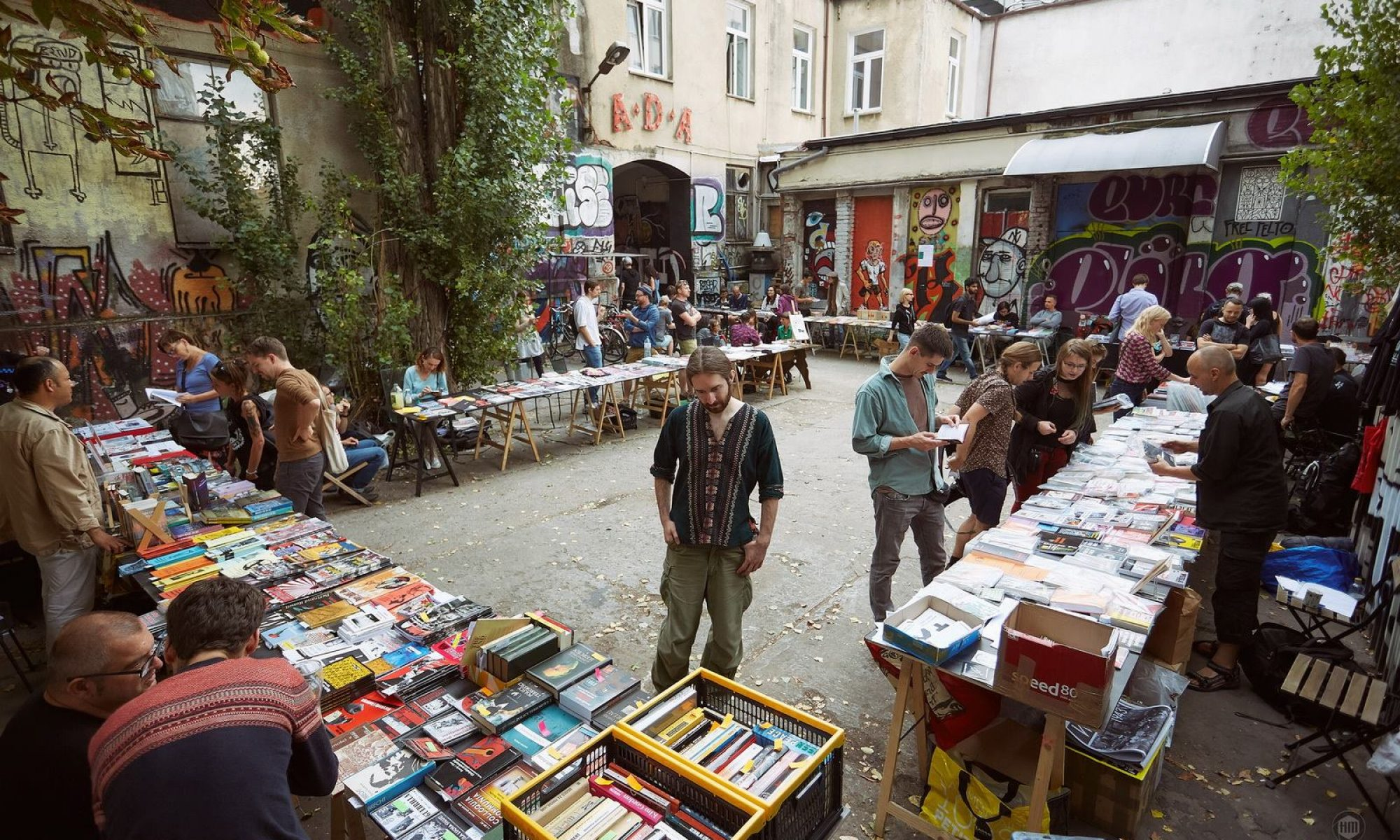 The 5th Annual Warsaw Independent Bookfair /// 5-6.09.2020, Warsaw, Poland